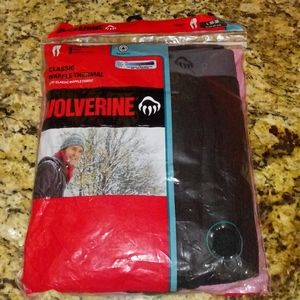 1122 Wolverine Waffle Thermal Pants